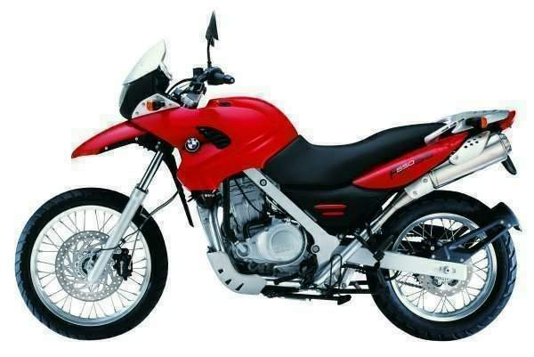 BMW F 650GS technical specifications